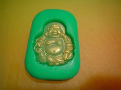 Mela Happy Laughing Buddha Silicone Mould