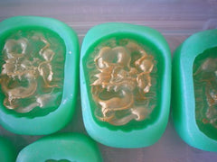 Dragon and Pearl Chinese Style Silicone Mould