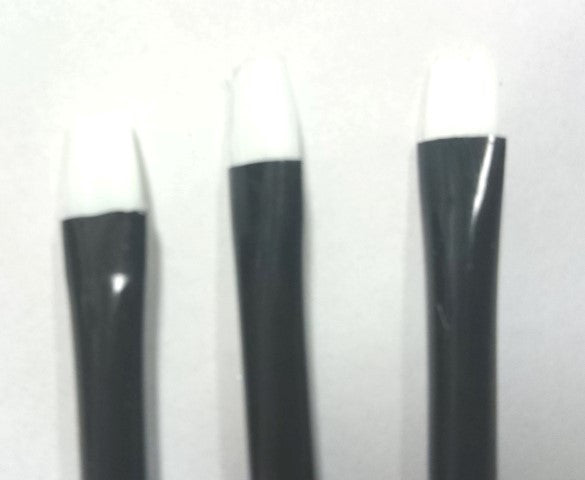 Brushes Flat Size 6 - High Quality for Soap Paints