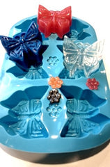 Butterfly Large (9 Cavity) Silicone Mould