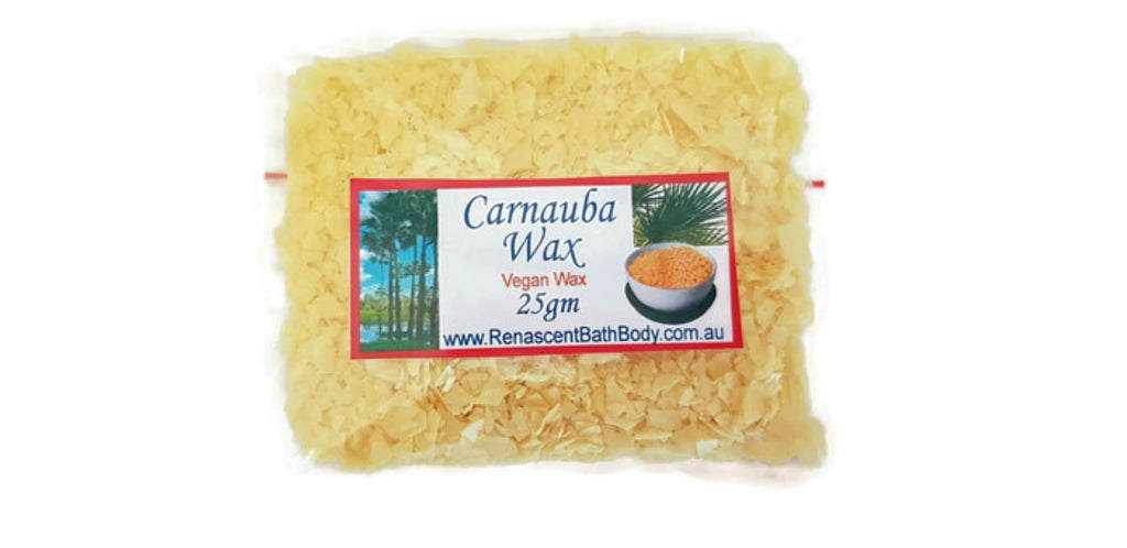 Carnauba Wax (Vegan)
