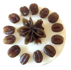 Coffee Beans + Star Anise Silicone Mold