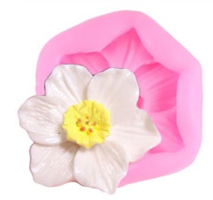 Daffodil Silicone Mould