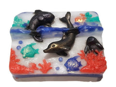 Dolphin Dreaming Silicone Mould