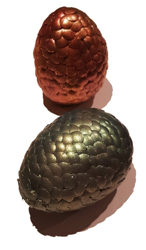 Dragon Egg Vertical Silicone Mould