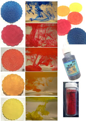 LAB Colour Dyes POWDER Concentrate - 1-3gm Vials