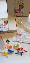 Fish In A Bag DIY Soap Making STARTER Kit