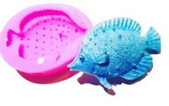 Fish Spotted Silicone Mould