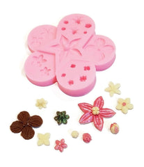 Floral Bouquet Mini Silicone Mould