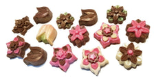 Flowers Mini 15 cavity Chocolate Silicone Mould