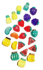 Mini Fruits 42 cavities Silicone Mould