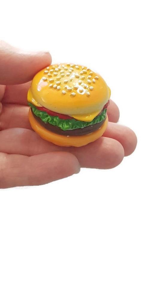 Hamburger Mini Silicone Mould
