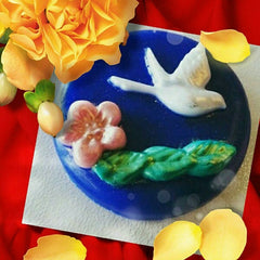 Bird Flying Silicone Mould