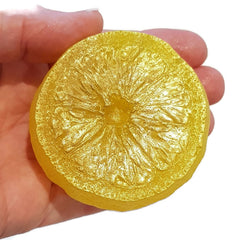 Lemon Half Silicone Mould