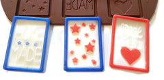 Chocolate Elegance Silicone Mould