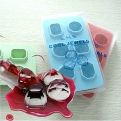 Jewels (6 Cavities) Silicone Mould