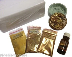 Steampunk Soap Making Kit