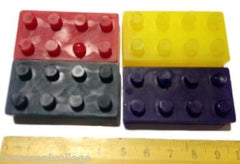Soap Pigment Bricks for soaps, Non Bleeding Colours
