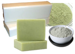 Clay MP Soap Base DIY You Choose Base - BLEND YOURSELF 1kg