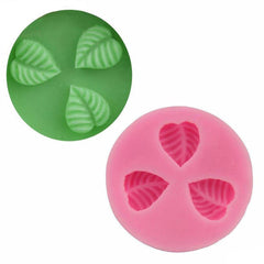 Leaf Mini Silicone Mould