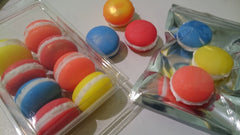 Macaron Small (7 Cavities) Silicone Mould