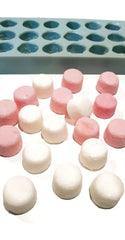 Lolly Marshmallow Silicone Mould (18 Cavities)