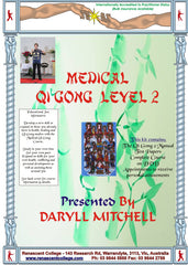 Medical Qi Gong Level 2 Correspondence Course