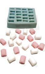 Lolly Mini Marshmallow Silicone Mould (20 Cavities)