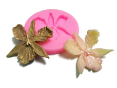 Orchid Silicone Mould