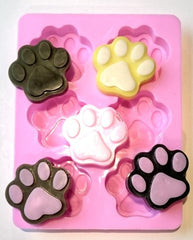 Paws Guest Silicone Mould