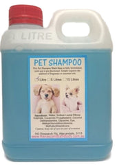 Pet Shampoo Liquid Soap Base, Palm Free