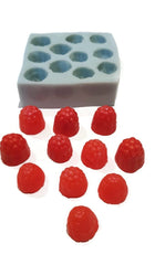 Lolly Ripe Raspberry Silicone Mould