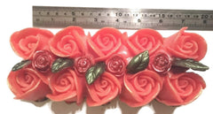 Rose Loaf Silicone Mould