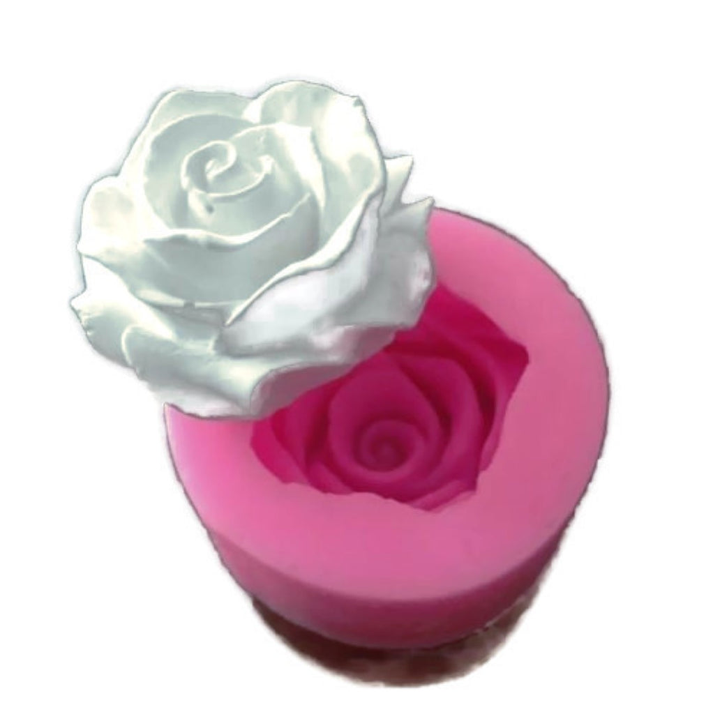 Rose Mini Single Silicone Mould
