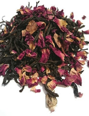 Rose Puchong Black and Floral Tea
