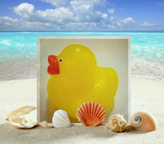 Rubber Duckie Large Silicone Mould