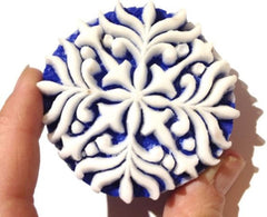 Russian Snowflake Silicone Mould
