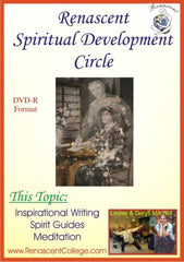 Inspirational Writing Correspondence Course Workshop on DVD