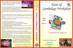 Tarot and Symbology Correspondence Course Workshops on DVD