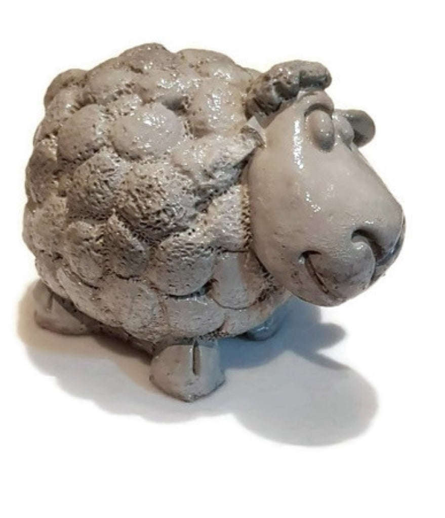Sheep / Goat Funny Silicone Mould