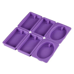 Soap on a Rope Shapes Silicone Mould