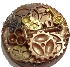 Steampunk Silicone Mould