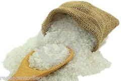 Epsom + Rock Salt Ultra Magnesium Sulphate Bath Salts Blend