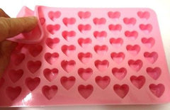 Heart Mini -55 Silicone Soap Tray Mould