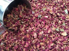 Rose Petals Pink/Red Dried