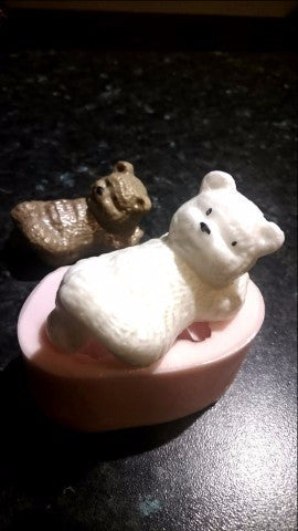 Teddy Relax Silicone Mould