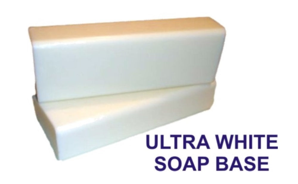 ultra white mp soap base sls sles palm stearic acid free renascent bath body. Black Bedroom Furniture Sets. Home Design Ideas