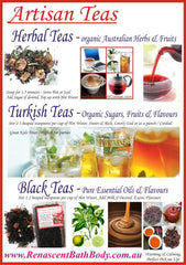 10 Varieties of Amazing TEAS - lovely!