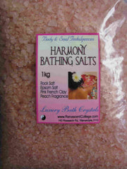 Bathing Crystals / Salts: Harmony