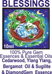 Essence Oil Poster FREEBIE